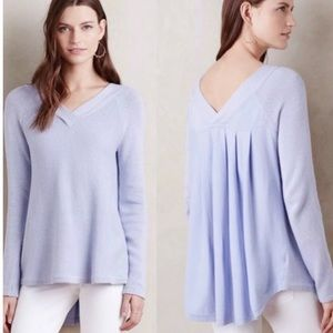 NWT Anthropologie V-Neck Pullover